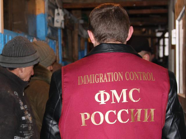Федеральная миграционная служба (ФМС России